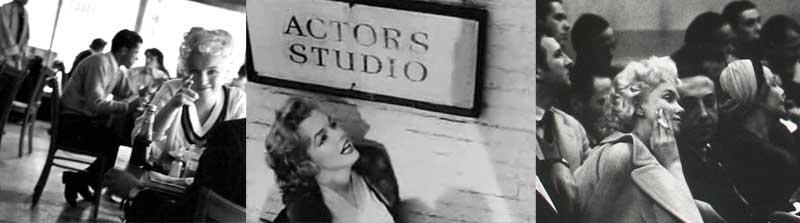 Marilyn Actors Studio